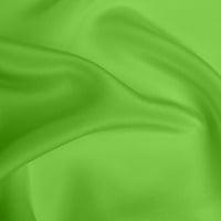 Crepe de Chine heavy - Apple Green