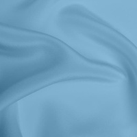 Crepe de Chine Heavy - Vintage Blue
