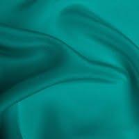 Crepe de Chine Heavy - Celeste Blue