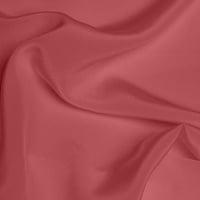 Crepe de Chine Medium - Deep Pink