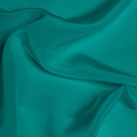 Crepe de Chine Medium - Celeste Blue