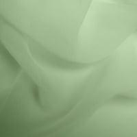 Georgette - Mint Green