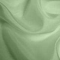 Habotai Light - Mint Green