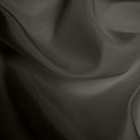 Silk Habotai - Smoky Grey