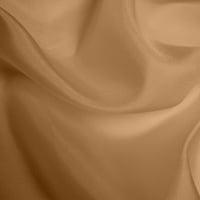 Silk Habotai - Latte