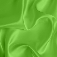 Satin Medium - Apple Green