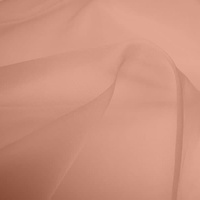 Silk Organza - Blush