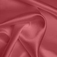 Heavy Satin - Deep Pink