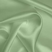 Heavy Satin - Mint Green