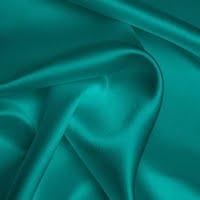 Silk Satin Heavy - Celeste Blue