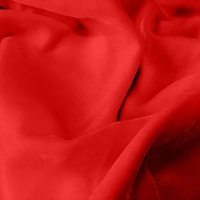 Silk Velvet - Vermillion