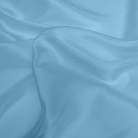 Dupion - Vintage Blue